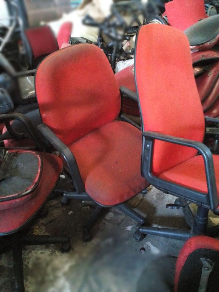 borongan kursi bekas
